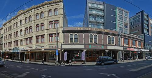 CQ Quality Hotel Wellington
