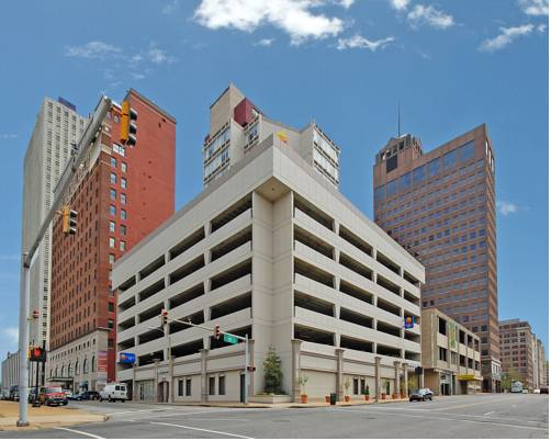 Comfort Inn Downtown Memphis