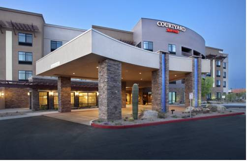 Courtyard by Marriott Scottsdale Salt River