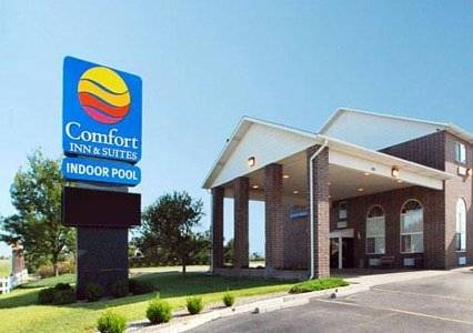 Comfort Inn & Suites North Hays