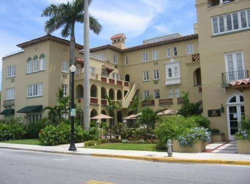 The Bradley Park Hotel