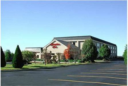 Hampton Inn St. Louis/Collinsville