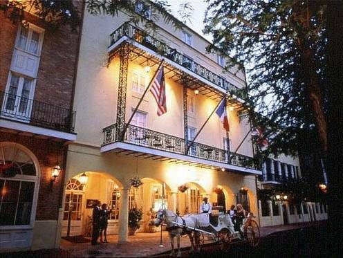 Holiday Inn Hotel French Quarter-Chateau Lemoyne
