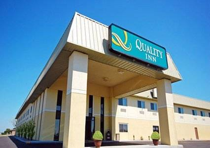 Quality Inn South Hutchinson