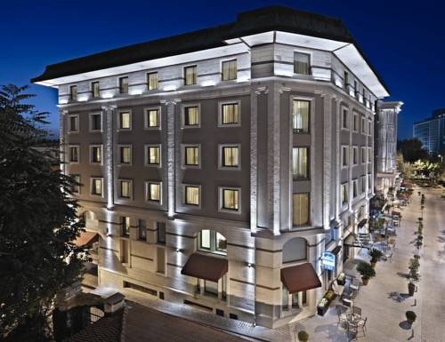 Best Western Premier Senator Hotel Istanbul - Old City
