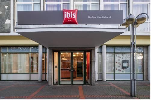 ibis Bochum Hauptbahnhof