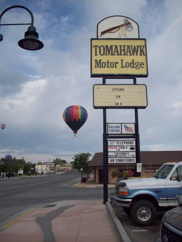Tomahawk Motor Lodge