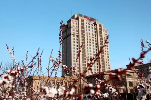 Garden International Hotel Taiyuan
