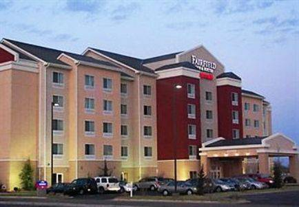 Fairfield Inn and Suites by Marriott Oklahoma City Airport