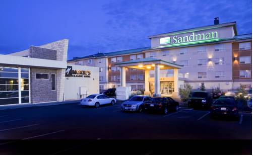 Sandman Hotel Suites & Spa, Regina