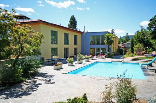 Youth Hostel Lugano