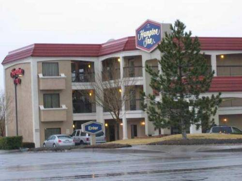 Hampton Inn Albuquerque-Airport