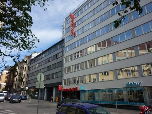 Omena Hotel Helsinki Eerikinkatu