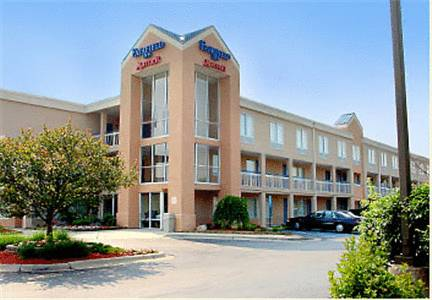 Fairfield Inn by Marriott Detroit/Madison Heights