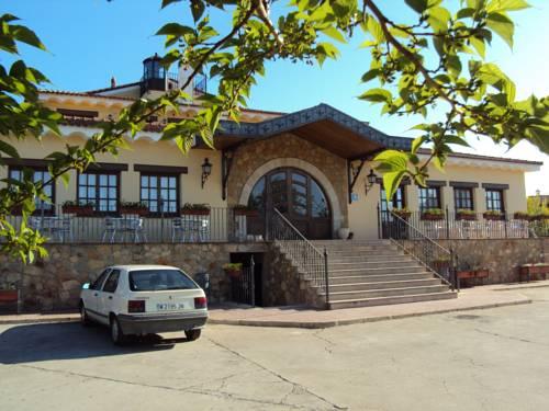 hotel montana rubielos:
