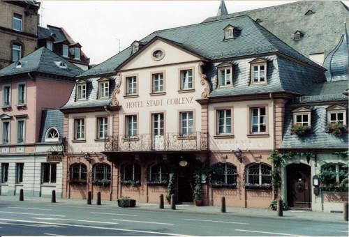 Hotel Stadt Coblenz