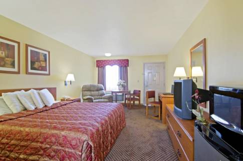 Americas Best Value Inn Bryant