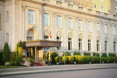 Radisson Plaza Hotel Saskatchewan