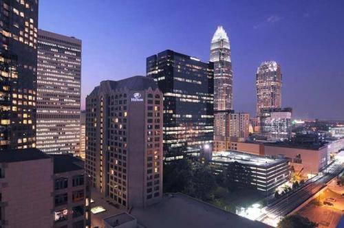 Hilton Charlotte Center City