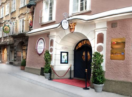Hotel Altstadt Radisson Blu