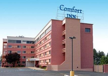 Comfort Inn University Hotel