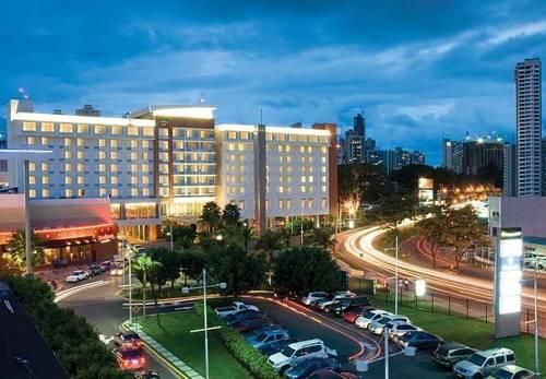 Courtyard Panama Real Hotel