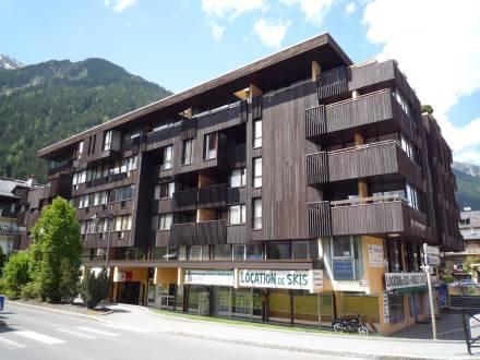Apartment Residence Mummery I Chamonix