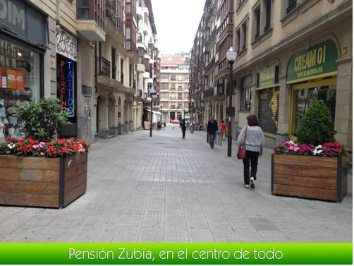 Pension Zubia