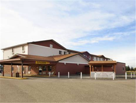 Super 8 Airport West Spokane