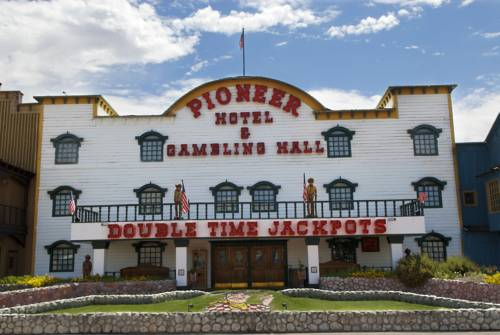 Pioneer Hotel and Gambling Hall
