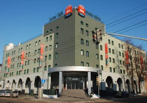 Ibis Kazan Centre Hotel