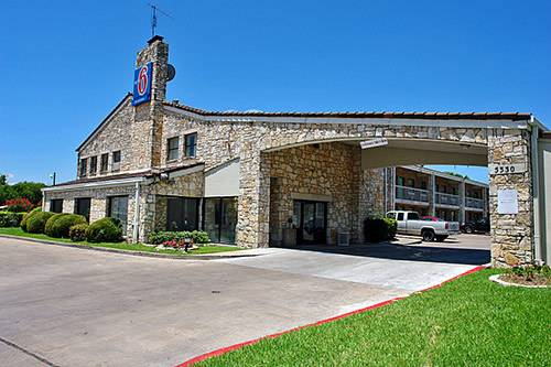 Motel 6 Austin Central - South/University of Texas