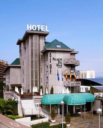 Sercotel Suite Hotel Palacio del Mar