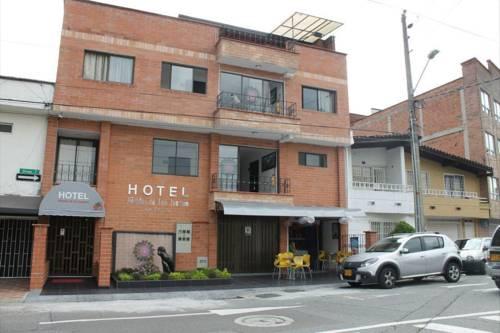 Hotel Mirador de San Joaquin