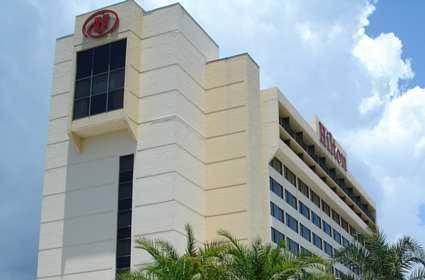 Hilton Tampa Airport Westshore