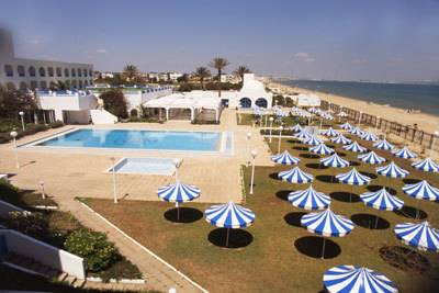 Hotel Ez-Zahra Dar Tunis