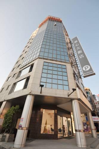 Hua Shin Hotel Tainan