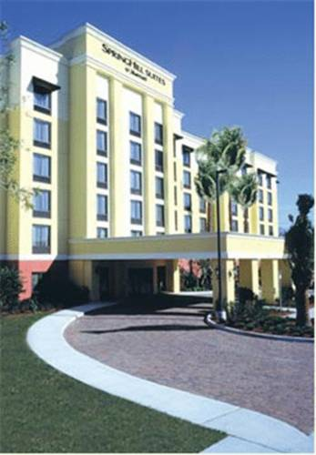 SpringHill Suites by Marriott Tampa Westshore