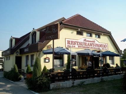 Romantik Étterem - Panzió