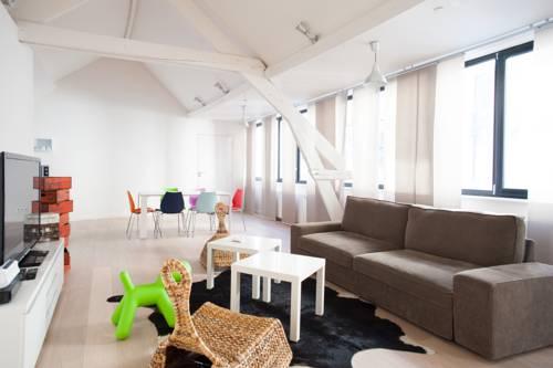 Apartment Saint-Géry Garden