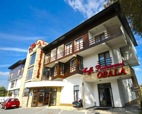 Hotel Opal Exclusive Bihać