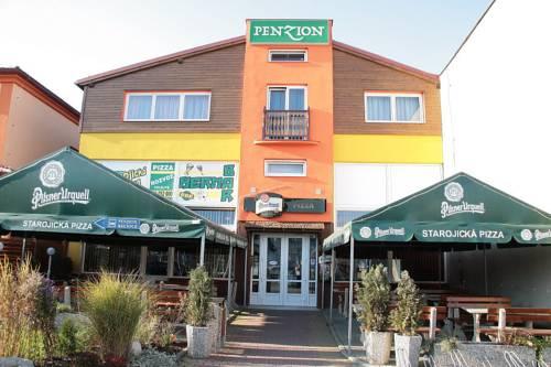 Penzion-Hotel Starojícká Pizza