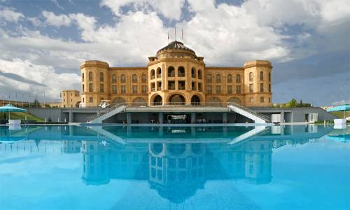 Hotel Complex Latar