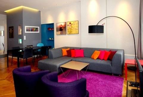 Appartement Le Rhône Liberté