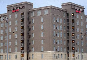 Residence Inn Saint Louis Downtown