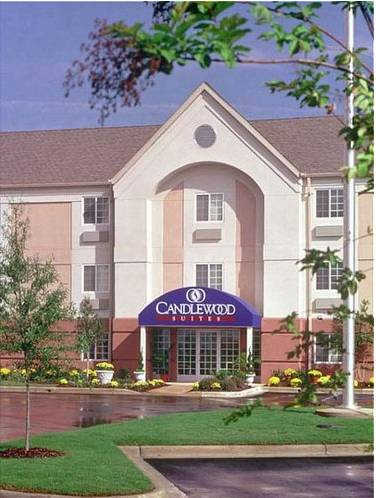 Candlewood Suites Detroit - Warren