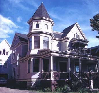 Mahogany Manor Bed & Breakfast
