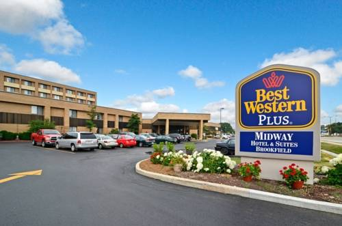 Best Western Plus Midway Hotel & Suites Brookfield