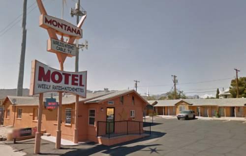 Montana Motel El Paso