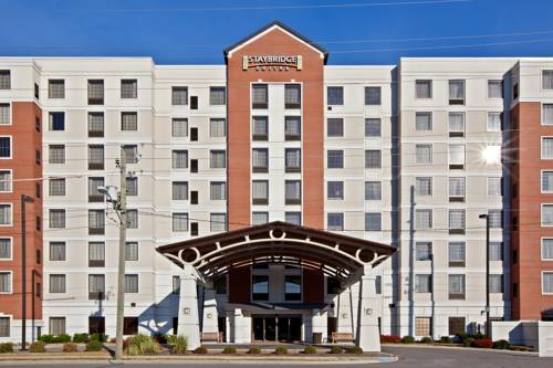 Staybridge Suites Indianapolis Downtown-Convention Center